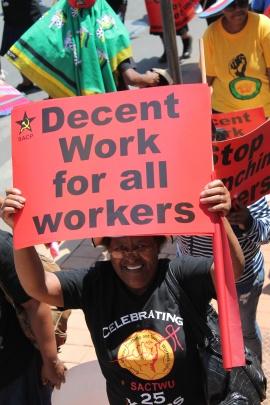ЮАР: Профсоюзы готовятся к национальной забастовке против коррупции и сокращений