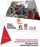 Новые данные свидетельствуют, что ЕС давно пора принять меры в отношении нарушений прав трудящихся в Бангладеш