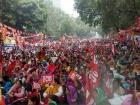 Индия: Профсоюзы мобилизуют тысячи людей на протест против антирабочей политики правительства Моди