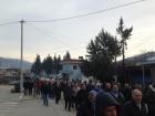 Албанские нефтяники в результате забастовки добились погашения задолженности по зарплате