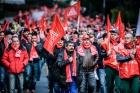 Немецкий профсоюз металлистов начинает массовые забастовки, требуя повысить зарплату и сократить рабочее время