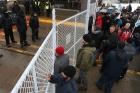 Канада: После срыва переговоров рабочим алюминиевого завода объявили локаут