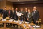 IndustriALL, UNI и BWI подписали глобальное соглашение со Stora Enso