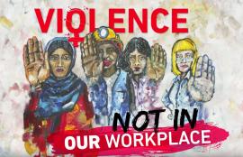 Почему профсоюзы должны бороться против насилия и домогательств в отношении женщин