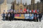 Рабочие GKN призывают правительство отклонить заявку на поглощение за счет заемных средств