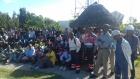 Мадагаскар: Рабочие Rio Tinto QMM в Форт-Дофине победоносно завершают забастовку