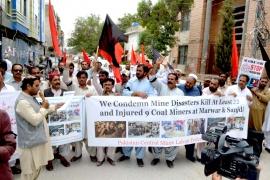 Смертоносные шахты Пакистана: в течение одного дня погибли 23 рабочих