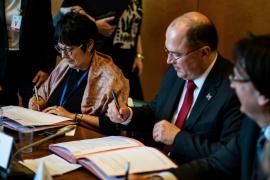 IndustriALL, PSI и EDF подписали соглашение о глобальной ответственности