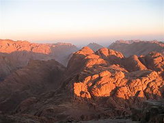 Синайские всполохи