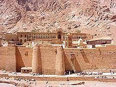 Египет и Синай глазами русских паломников