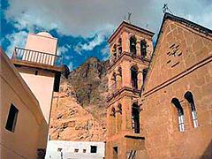 Храмы и монастыри Синайской архиепископии