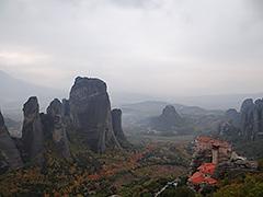 Фотовыставка «Греция. Святые Метеоры»