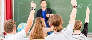 Schüler aktiv