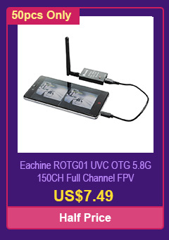 Eachine ROTG01 UVC OTG 5.8G 150CH Full Channel FPV