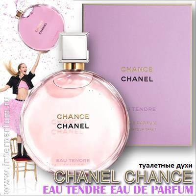 chanel chance eau tendre eau de parfum 1