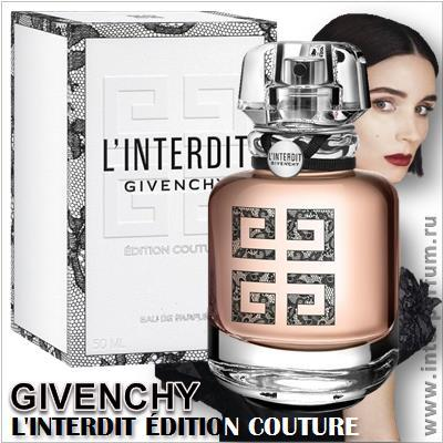 givenchy l interdit couture edition 1