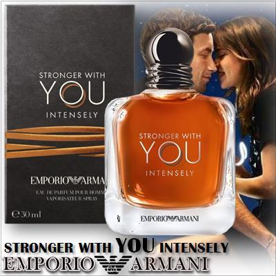 emporio armani stronger with you intensely 1