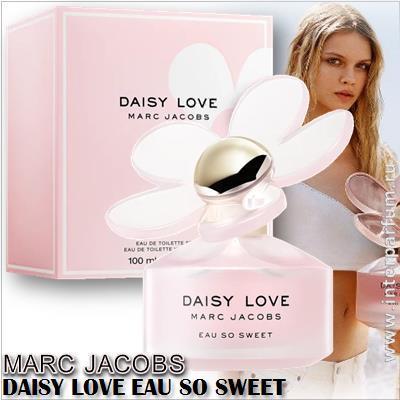 marc jacobs daisy love eau so sweet 1