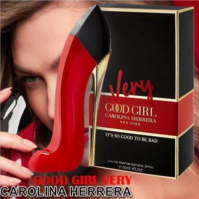 carolina herrera good girl very 1