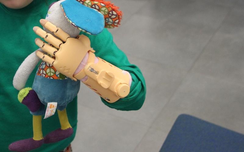 Детские протезы