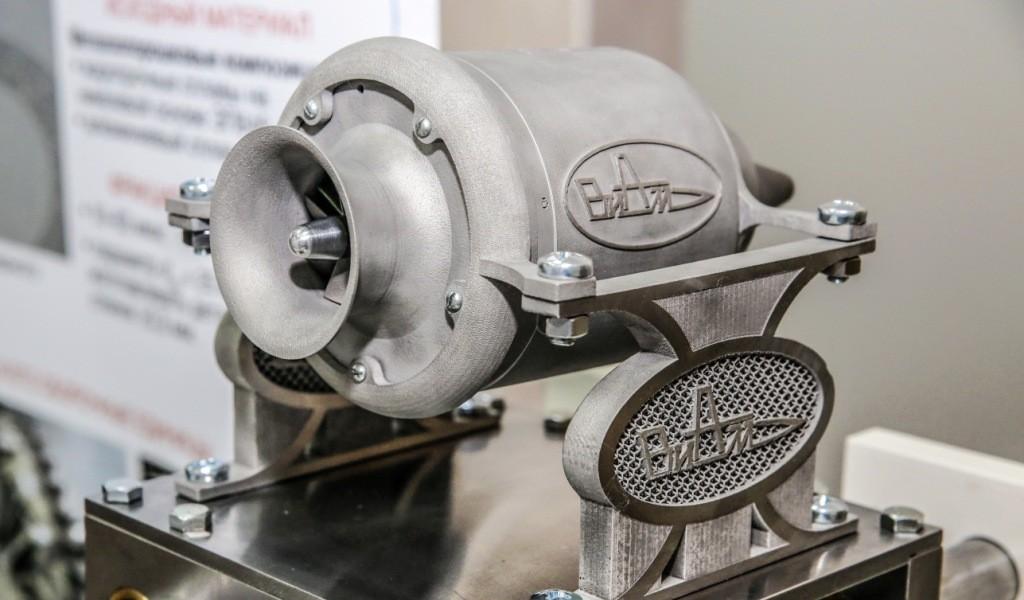 Малоразмерный двигатель