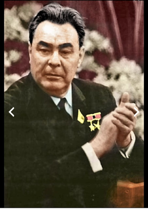 Леонид Ильич Брежнев – генсек СССР с 1964 до 1982 года./Фото: a.d-cd.net