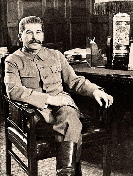 Иосиф Виссарионович Джугашвилли-Сталин – руководитель Советского государства с 21 января 1924 по 5 марта 1953./Фото: russian-tradition.com
