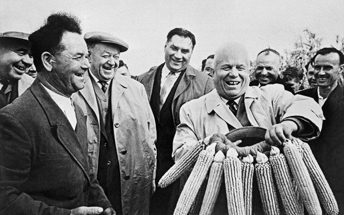 Никита Сергеевич Хрущёв – первый секретарь ЦК КПСС с 1953 по 1964 годы./Фото: chelorg.com