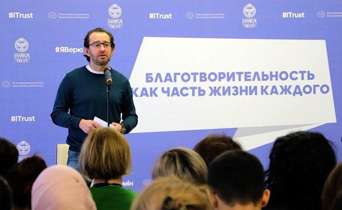 Константин Хабенский. / Фото: www.zhardem.kz