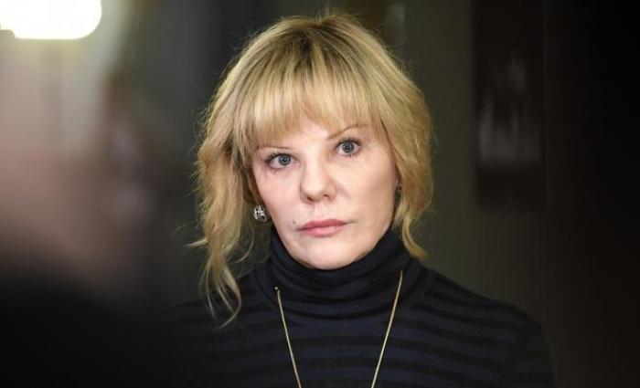 Народная артистка России Александра Захарова | Фото: 24smi.org