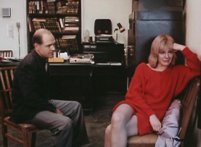 Кадр из фильма *Криминальный талант*, 1988 | Фото: domkino.tv