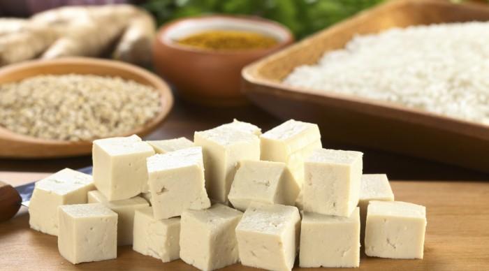 Сыр тофу. \ Фото: woman.rambler.ru.