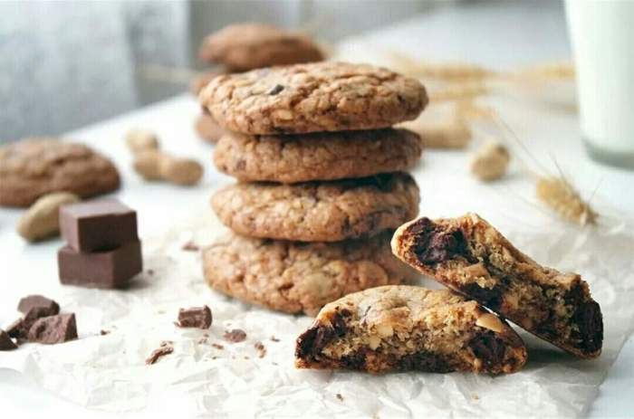 Печенье с шоколадной крошкой. \ Фото: aminoapps.com.