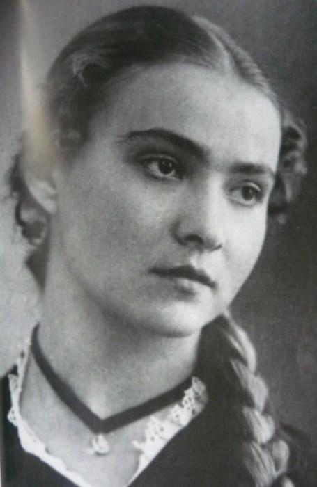 Маргарита Володина в юности. / Фото: www.labirint.ru