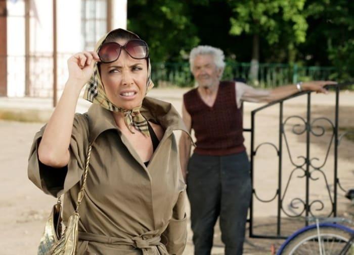 Кадр из фильма *О чем говорят мужчины*, 2010 | Фото: starnote.ru