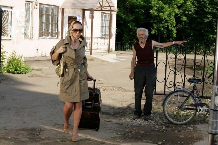 Кадр из фильма *О чем говорят мужчины*, 2010 | Фото: woman.ru