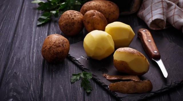 Картошка, как лечебный продукт