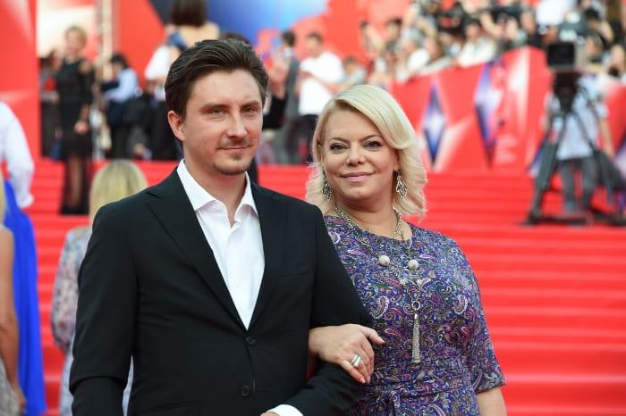 Актриса со вторым мужем, Евгением Яковлевым | Фото: goodhouse.ru