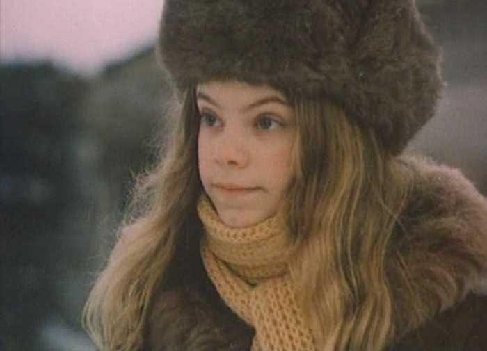 Актриса в детстве | Фото: goodhouse.ru