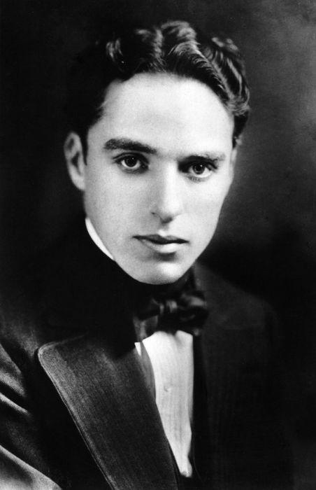 Чарли Чаплин в 1910 году – таким он приехал в Америку