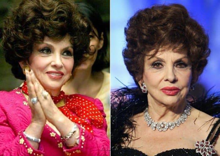 Знаменитая итальянская актриса, скульптор, фотограф Джина Лоллобриджида   Фото: vintage-dream-s.livejournal.com