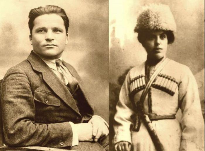 Сергей Киров и Мария Маркус. / Фото: www.lj-top.ru