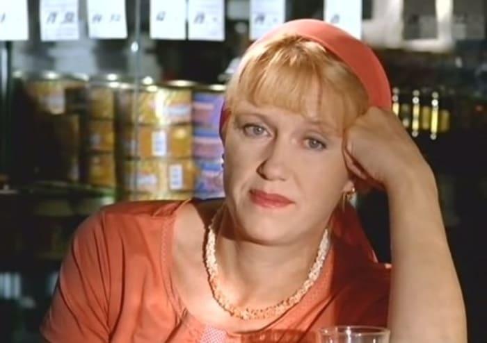 Ирина Розанова в сериале *Участок*, 2003 | Фото: kino-teatr.ru