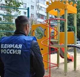 В рамках партпроекта «Единой России» в Воронеже благоустроены 74 дворовые территории