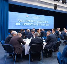 Орлов: «Единая Россия» провела эффективную перезагрузку