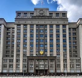 Госдума приняла закон об информировании граждан о мерах социальной поддержки