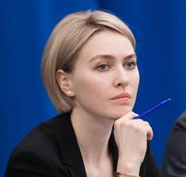 Аршинова: «Единая Россия» добьется того, чтобы все дети получили предусмотренное горячее питание