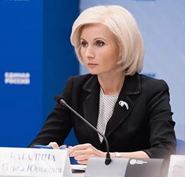 Баталина: «Единая Россия» вместе с Правительством подготовит необходимые законопроекты для реализации поставленных в Послании задач