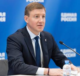 Турчак: «Единая Россия» в ближайшее время внесет законопроект об инициативном бюджетировании