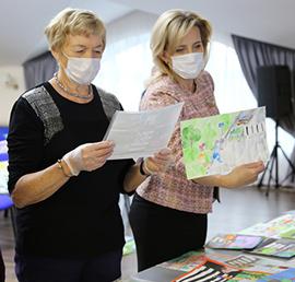В Казани определили финалистов конкурса «Дети рисуют страну»